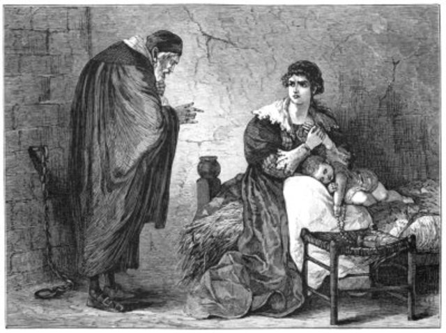 the changes of the character of hester prynne in the novel the scarlet letter Hester prynne, a character within the scarlet letter, is a prime example of  the  novel, the mentioned elements of hester's character develop and change.