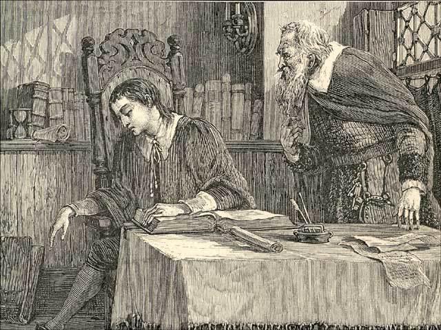 Mr Chillingworth The Scarlet Letter