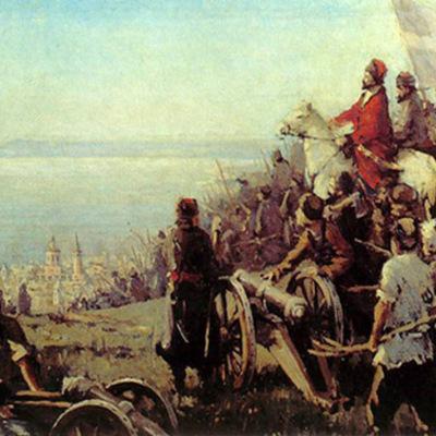 Крестьянские восстания в 17 и 18 веках timeline