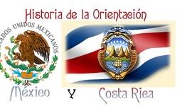 Historia de la Orientacion en Mexico y Costa Rica timeline