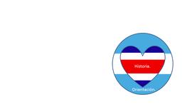 Historia de la Orientación en Costa Rica y Argentina. timeline