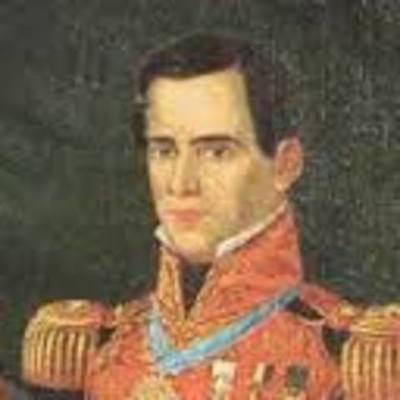 Antonio Lopez De Santa Anna timeline