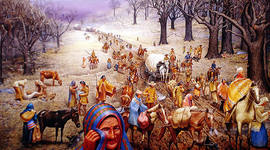 The Trail of Tears timeline