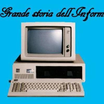 storia dell'informatica timeline