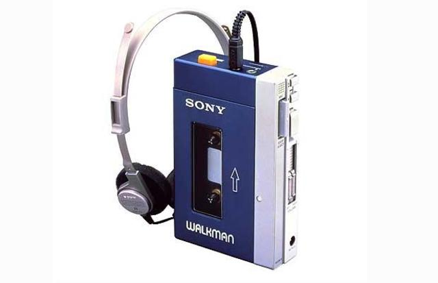 Cassette Tape Player (Walkman)