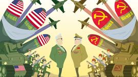 Cronología de la Guerra Fría. timeline