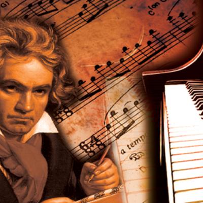 Beethoven szimfóniái timeline