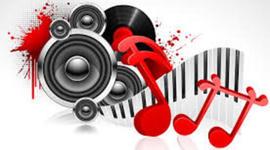MUSICOS DESTACADOS timeline