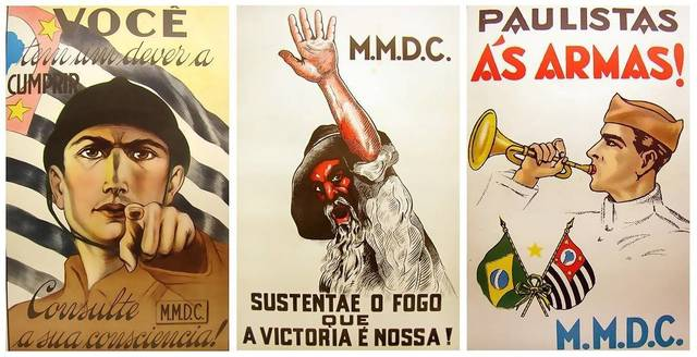 Revolución Constitucionalista en Brasil