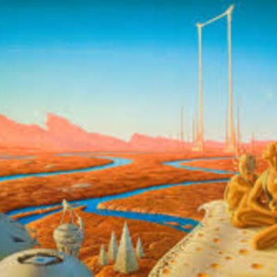 The Martian Chronicles: Lily Jackson timeline