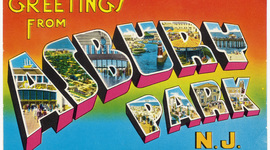 History of the Asbury Park music scene timeline