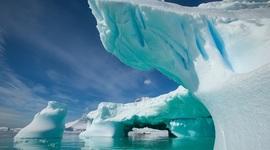 Timeline of Antartica's history.