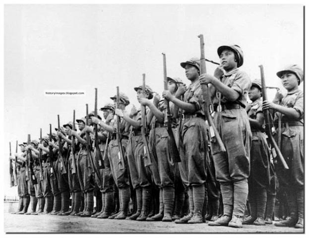 The Second Sino-Japanese War