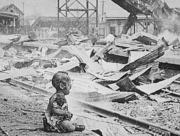 End of the Massacre