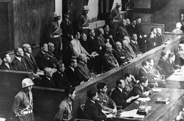 War Crime Sentencing