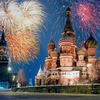 Праздники России timeline