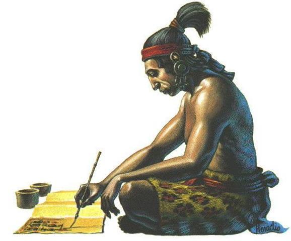 Hace más de 6.000 años: Etapa de la escritura
