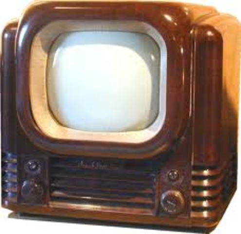 Siglo XX En el año 1.926 Nace La Televisión