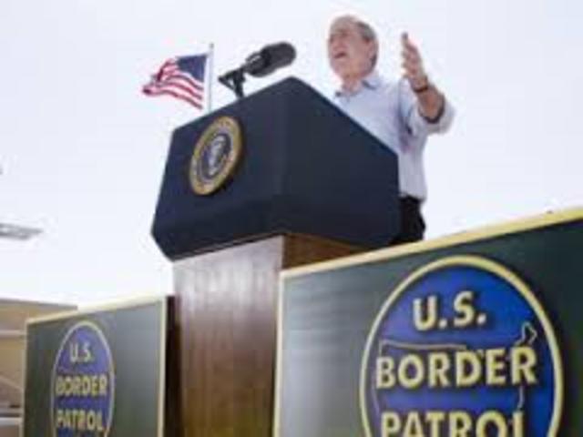 George Bush's Immigration Bill