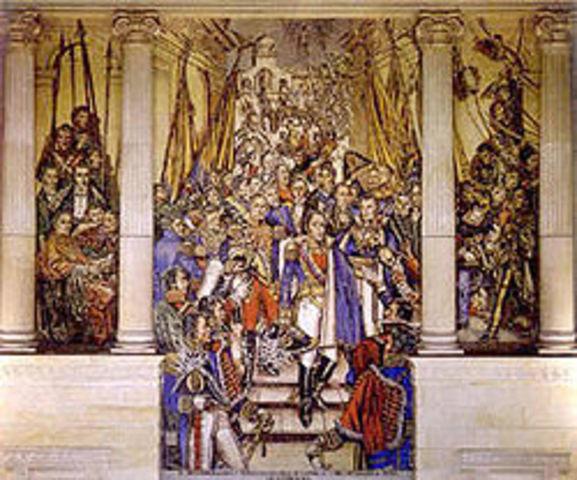 Congreso de Cúcuta - 1821