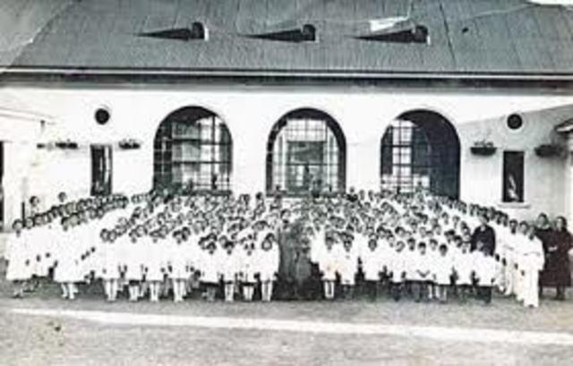 Escuela Normal en La Gran Colombia