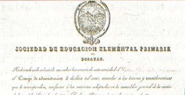 Educación Primaria y Gobierno Santander
