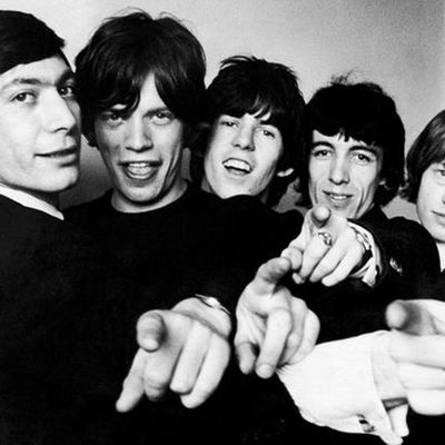 The Rolling Stones discography timeline