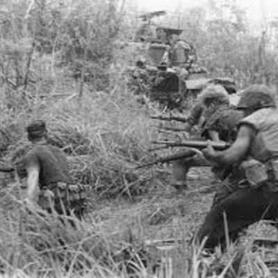 Vietnam War (1955-1975) timeline