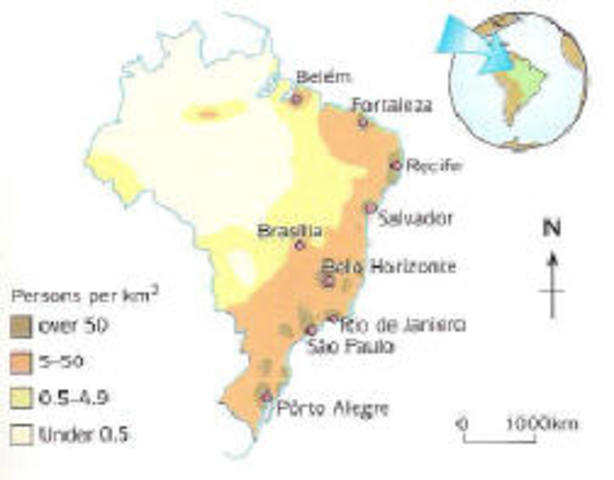 Amazon rainforest brazil timeline timetoast timelines in 1500 there were between 6 and 9 million amazon natives today there are only an estimated 250000 left there are approximately 170 different languages gumiabroncs Choice Image