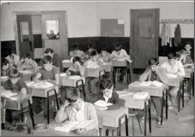 Examen Oficial en Bachillerato