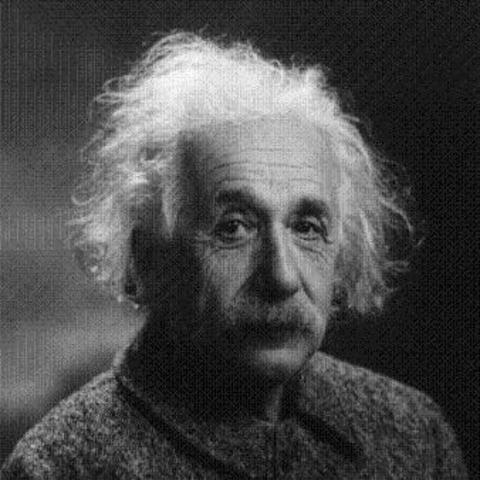 Albert Einstein is born