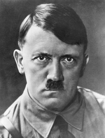 Adolf Hitler is appointed as the chancellor of Germany