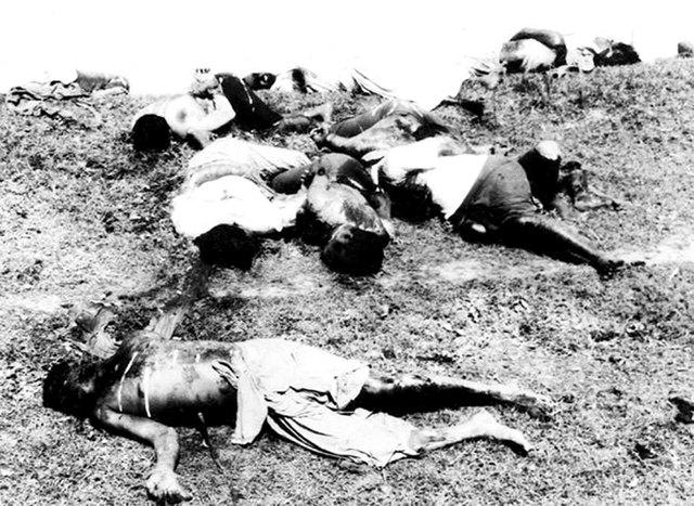 30,000 Haitians killed in the Parsley Massacre
