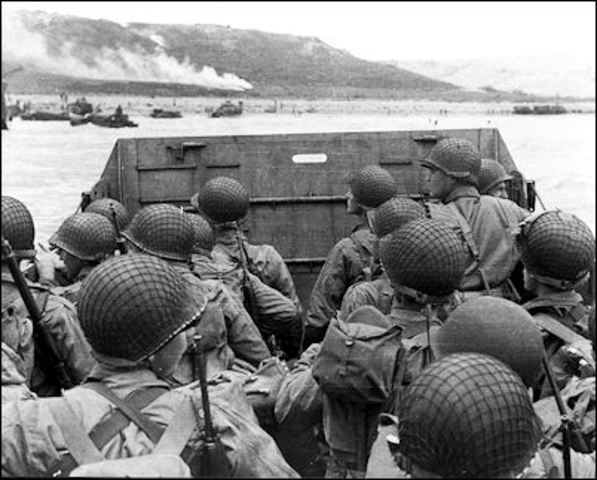 Invation of normandy (D-Day)
