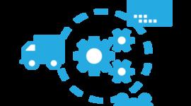 la evolución del concepto de Cadena de suministro timeline