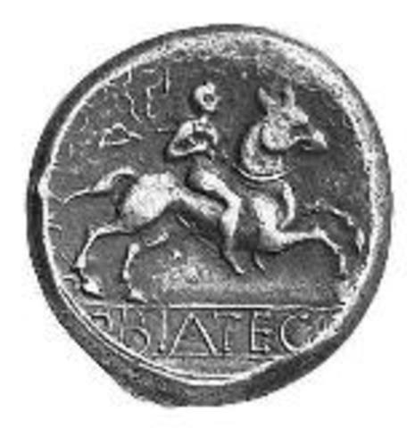 CELTIC COINS, Biatec 250 BC