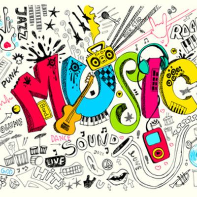 Music Lydia V 4ªB timeline