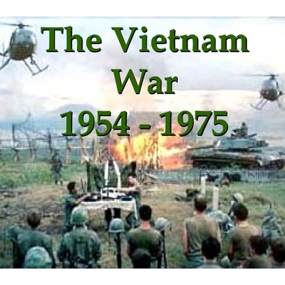 THE AMERICAN EXPERIENCE IN VIETNAM 1954-1980 timeline