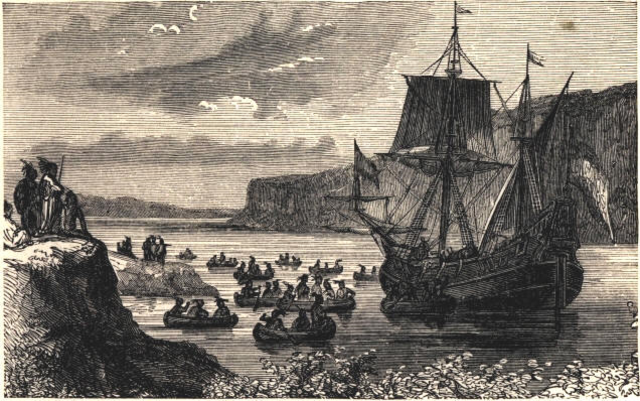 Hudson River was discovered by Master Henry Hudson