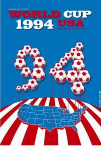 colombia llega al mundial de USA 1994