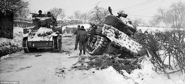 The Battle of Bulge