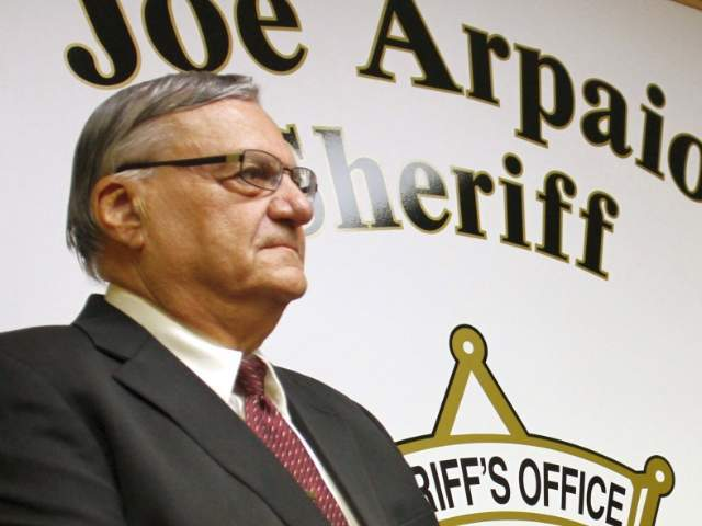 Sheriff Joe Arpaio becomes a strong adovcate for anti-immigration