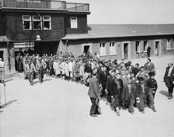 Liberation of Buchenwald
