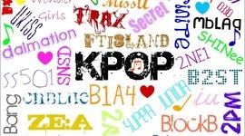 K-POP timeline