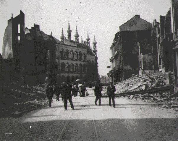 Belgium War