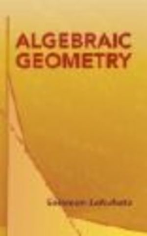 Beg. of algebraic geometry