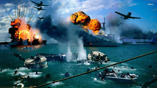 TURNING POINT #1: The attack on Peral Harbor