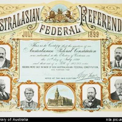 Federation timeline