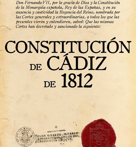Constitución de Cadiz (PEPA)