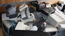 Eletronic Waste timeline
